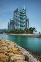 The Oceanfront by Draken413o