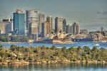 Sydney Harbour by DanielleMiner