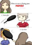 How to Use a Frying Pan by meingottawesome