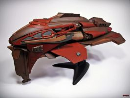 Kazon Cruiser by enc86