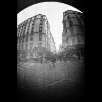 LOmo Paris X by cameraflou