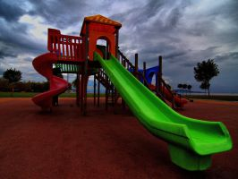 Where Do The Children Play? by yasarsam