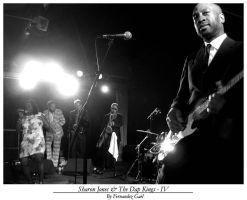 S.Jones and The Dap Kings 4 by InfinitX