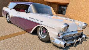 1957 Buick Century Caballero Wagon by SamCurry