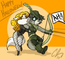 Happy Halloween by Candy-Janney