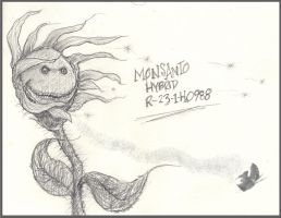 Monsanto Hybrid by RandyHand