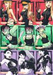 Pulp Girls sketch card set 3 by KidNotorious