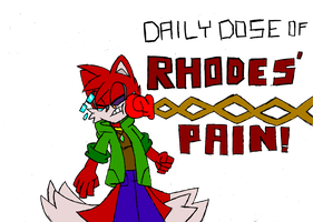 Rhodes' pain by Rapid06