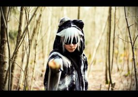 KH - Don't mess with Riku the Racoon! :D by RoteMamba