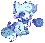 :Blueberry Lollipop: by PrePAWSterous
