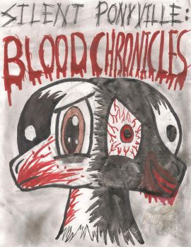 Blood Chronicles Cover Remastered by NotAGoodUsername360
