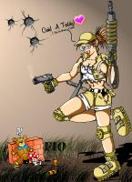 Fio-Metal Slug by Raider2099