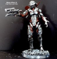 Mass Effect 2 - The Collector super action figure by SomethingGerman