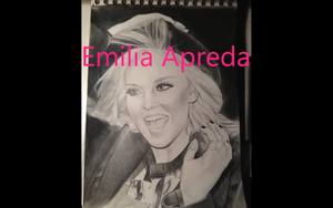Perrie Edwards - speed drawing by LittleMixFans