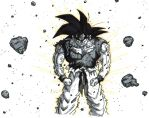 goku super angry by trunks24