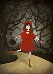 Little red riding hood by Naimane