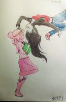 oh lawd yes bubbline by inkdragon2000