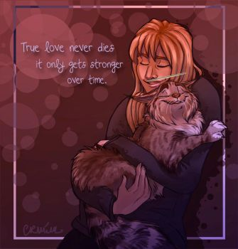 Because I loved you by F1hybrids