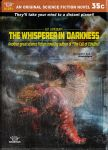 The Whisperer in Darkness cover by nerdpinup