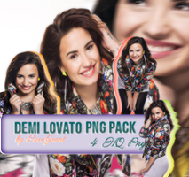 Demi Lovato Png Pack (Zip) by BuseGrant
