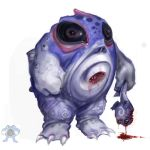 Poliwrath - Old Version by SoupAndButter