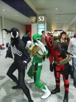 Action Heroes by Mysterious-D
