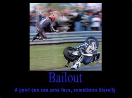 Bailout by psbox362