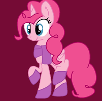 Princess Pinkie Pie by lucyiamy