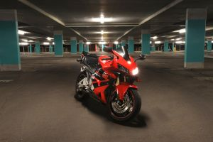 Honda CBR 600RR - 3 by GRAPHICSTYL3