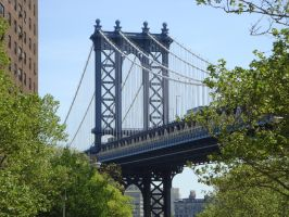 Manhattan Bridge by shmac
