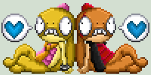 new icons by BakaMichi