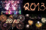 Happy New Years 2013~! by veronicle