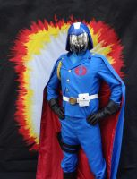 Cobra Commander by Cobra1stLegion