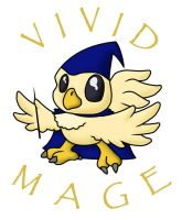 Vivid Mage Design by omelets4sqwerls