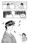 aoshi, tea, and the emo tear by riotycurls
