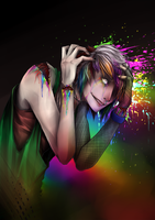 Contest Pize: ALLTHESECOLOURS. by Seplium