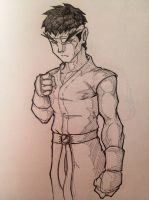 Ryu Young by DominicanFlavor