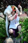 Princess Mononoke: Prepare Yourself by BluOokami