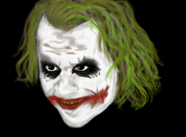 Joker (WIP Preview?) by ComplexMagic