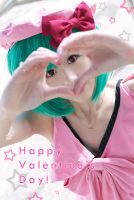 Ranka valentine SP by kaguyaxhime