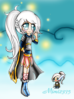 Maplestory-Mimi2375 by mochatchi