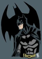 The Batman by emptypromises13
