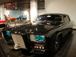 1966 Green Hornet Chrysler Imperial by Partywave