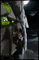 Flourescent Thief. by Beomene