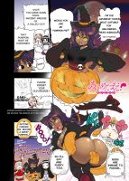 Anime-Tamae! Halloween Special by RebisDungeon