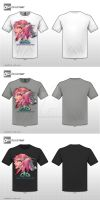 T- Shirt Design Contest by SilweRain