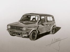 MINI Clubman 1100 Estate by mauritsjoost