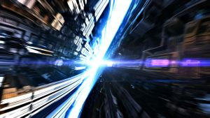 A moment at high speed by hmn
