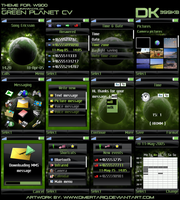 Green Planet Clean Version by The1Blur
