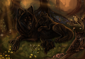 Just listen.. by FlashW